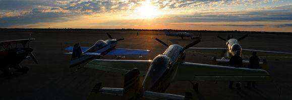 Aerobatic Flight Schools | International Aerobatic Club