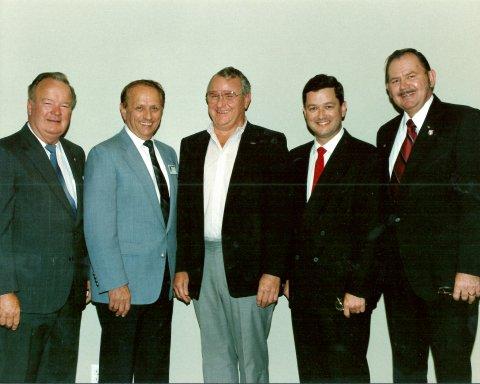 IAC Mourns Former President Carl Bury | International Aerobatic Club